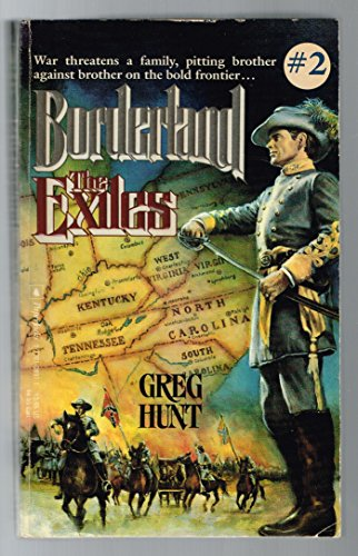 9780770108915: The Exiles (Borderland)