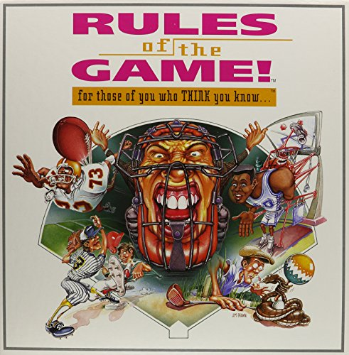 9780770109141: The Rules of the Game