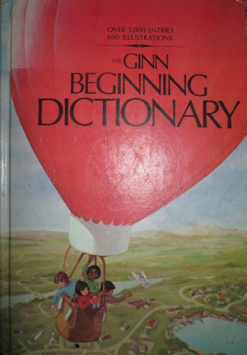 9780770200008: The Ginn Beginning Dictionary