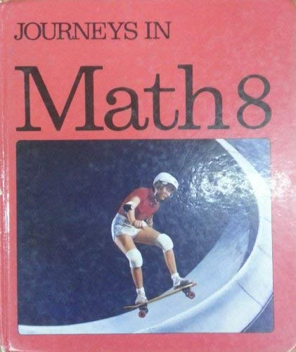 Journeys in Math 8: Ralph D. Connelly,