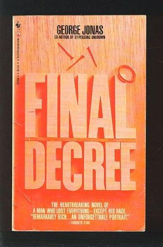 9780770417666: Final Decree