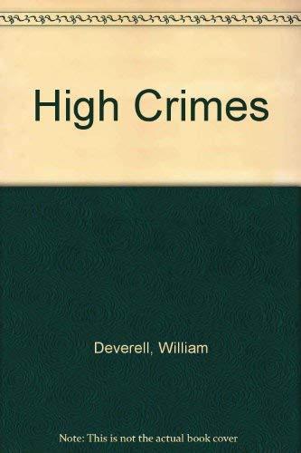 9780770417765: High Crimes