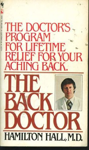 9780770422295: The Back Doctor