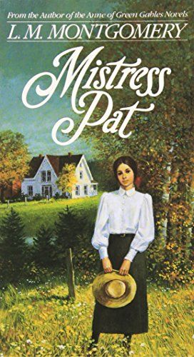 9780770422462: Mistress Pat (Children's Continuous Series)