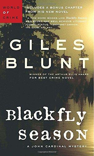 9780770429331: Blackfly Season