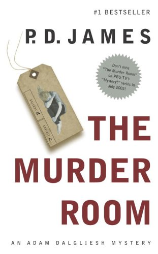 9780770429492: The Murder Room