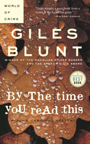 9780770430030: By the Time You Read This