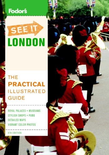 9780770432041: Fodor's See It London, 5th Edition (Full-color Travel Guide)