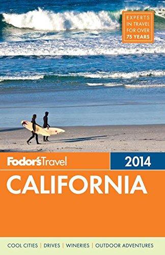 9780770432522: Fodor's California 2014 (Full-color Travel Guide)