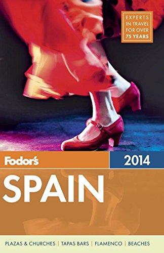 Fodors Spain 2014