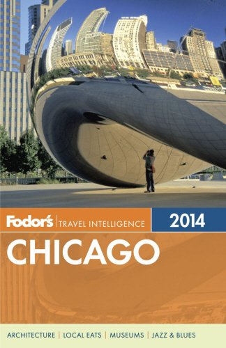 9780770432683: Fodor's Chicago (Full-color Travel Guide)