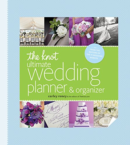9780770433369: The Knot Ultimate Wedding Planner & Organizer [Binder Edition]: Worksheets, Checklists, Etiquette, Calendars, and Answers to Frequently Asked Question