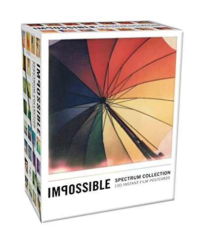 9780770434342: The Impossible Project Spectrum Collection: 100 Instant-Film Postcards