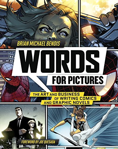 9780770434359: Words For Pictures: The Art and Business of Writing Comics and Graphic Novels