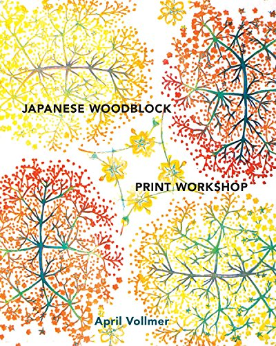 9780770434816: Japanese Woodblock Print Workshop: A Modern Guide to the Ancient Art of Mokuhanga