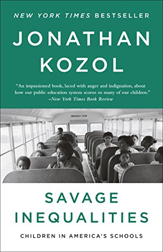 9780770435684: Savage Inequalities: Children in America's Schools