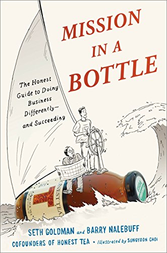 9780770437497: Mission in a Bottle: The Honest Guide to Doing Business Differently - and Succeeding