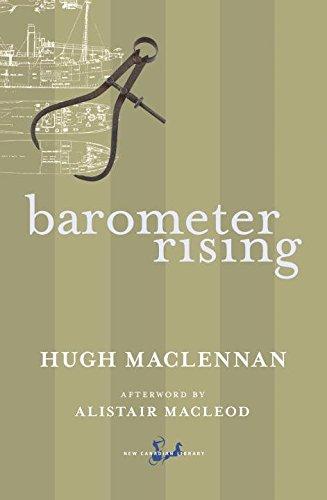 Barometer Rising: maclennan, hugh