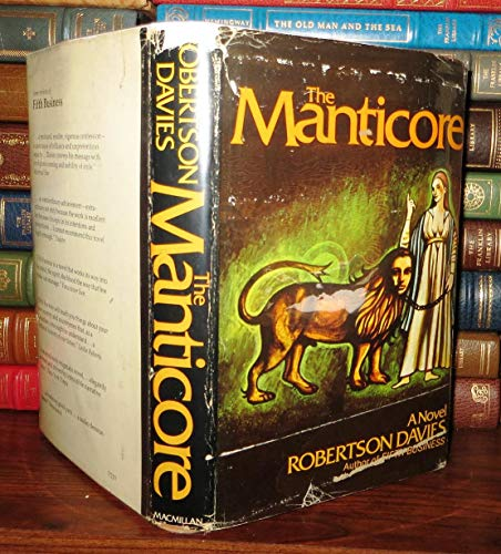 9780770508913: The manticore: A novel