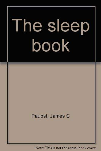 9780770513306: The sleep book