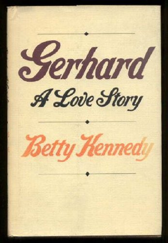 9780770514112: Gerhard: A love story