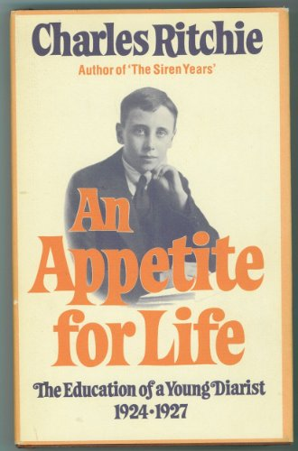 9780770515737: An appetite for life: The education of a young diarist, 1924-1927
