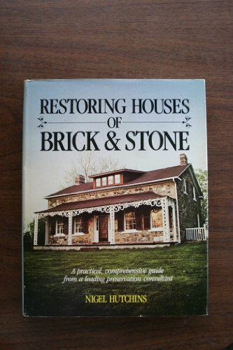 9780770600297: Restoring Houses of Brick and Stone