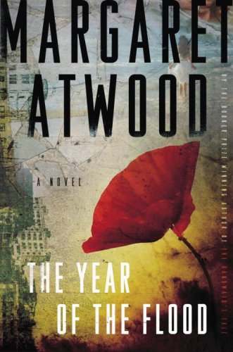 The Year of the Flood [SIGNED CANADIAN 1ST/1ST]: Margaret Atwood