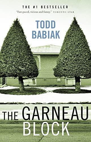 The Garneau Block: Todd Babiak