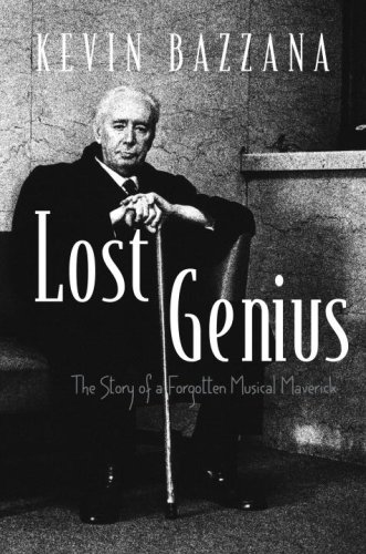 9780771011009: Lost Genius: The Story of a Forgotten Musical Maverick