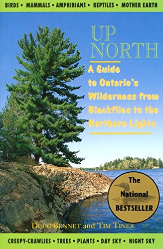 9780771011160: Up North: A Guide to Ontario's Wilderness from Blackflies to the Northern Lights
