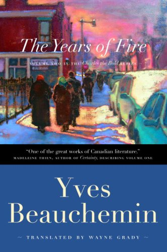 9780771011498: The Years of Fire: Charles the Bold, Volume 2