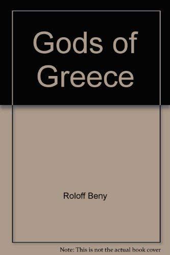 9780771012037: Gods of Greece