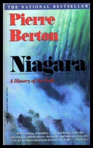 9780771012174: Niagara: A History of the Falls