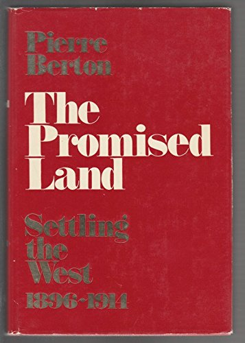 Promised Land (0771012438) by Pierre Berton