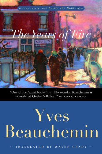 9780771012570: The Years of Fire: Charles the Bold, Volume 2