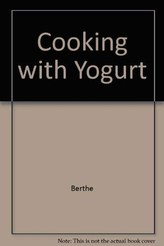 COOKING WITH YOGOURT