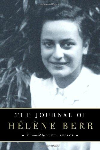 9780771013133: The Journal of Hélène Berr