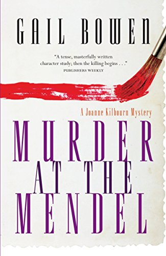 9780771013218: Murder at the Mendel: A Joanne Kilbourn Mystery