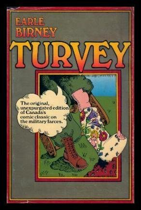 9780771014123: TURVEY - A Military Picaresque
