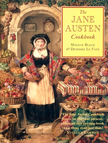 9780771014178: The Jane Austen Cookbook