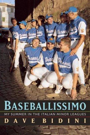 9780771014611: Baseballissimo: My Summer in the Italian Minor Leagues