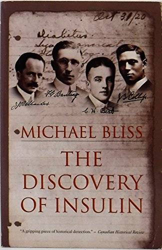 9780771015601: The Discovery of Insulin