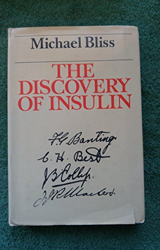 9780771015762: The Discovery of Insulin