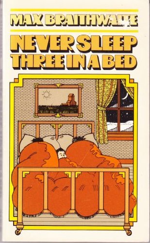 9780771016066: Never Sleep Three in a Bed