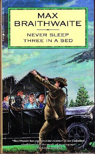9780771016271: Never Sleep Three in a Bed