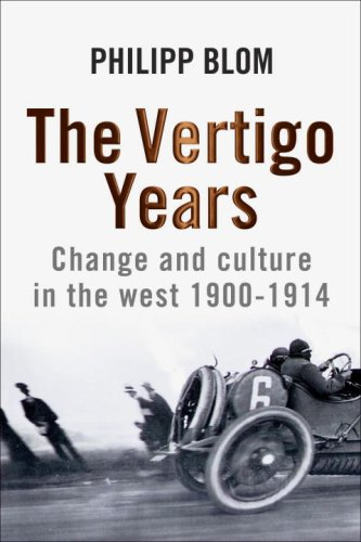 9780771016301: The Vertigo Years: Change and Culture in the West, 1900-1914