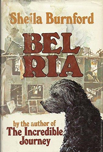 Bel Ria: Sheila Burnford