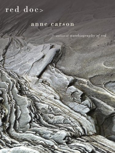 9780771018206: [Red Doc>] (By: Anne Carson) [published: March, 2013]