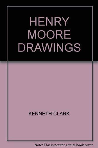9780771021053: Henry Moore: Drawings